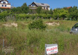 Building plot overlooking the Lake Balaton