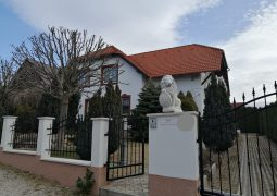 Beautiful, large family house near Lake Balaton with pool for sale at Hévíz, 6 km away